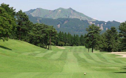 「阿蘇東急ゴルフクラブ」ゴルフ優待券15,000円分(商品券1,000円×15枚)
