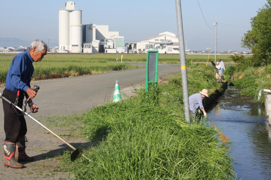 環境の保全に関する事業