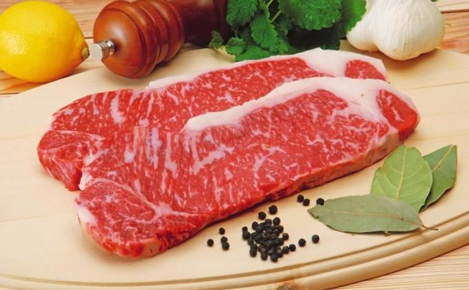 熊本県産 和牛 あか牛 ロースステーキ 500g