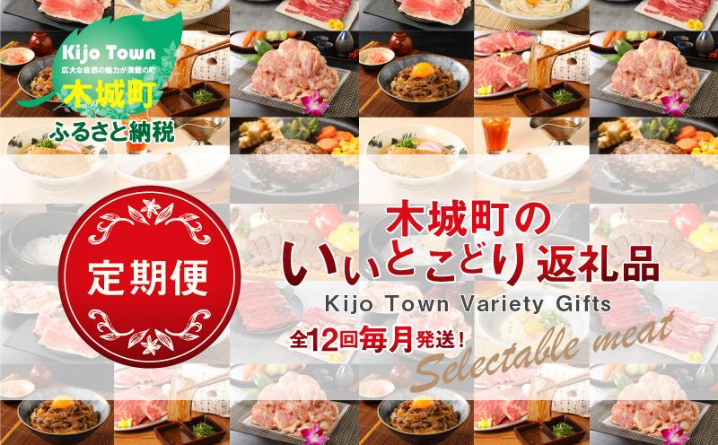 K00_T012【定期便12か月】木城町いいとこどり定期便