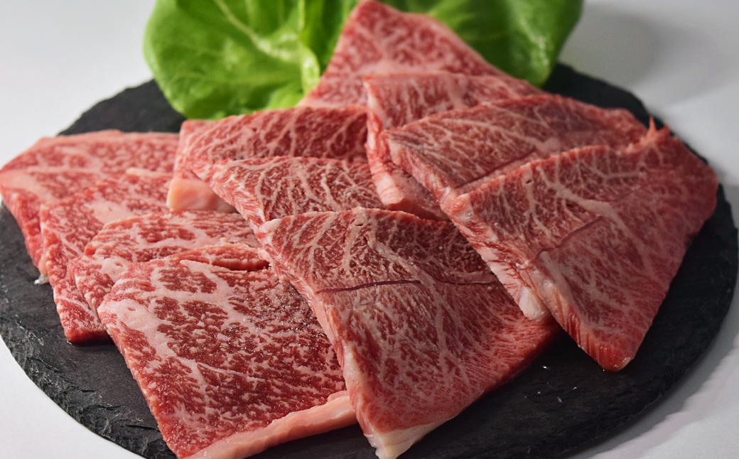 鹿児島 黒牛 ウデスライス・焼肉セット(計600g)【M-2101】