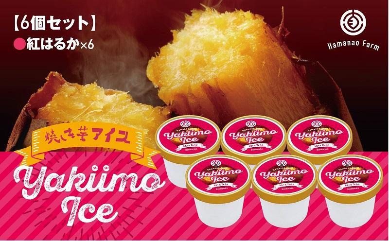 W-5402/焼き芋アイス 紅はるか(6カップ)