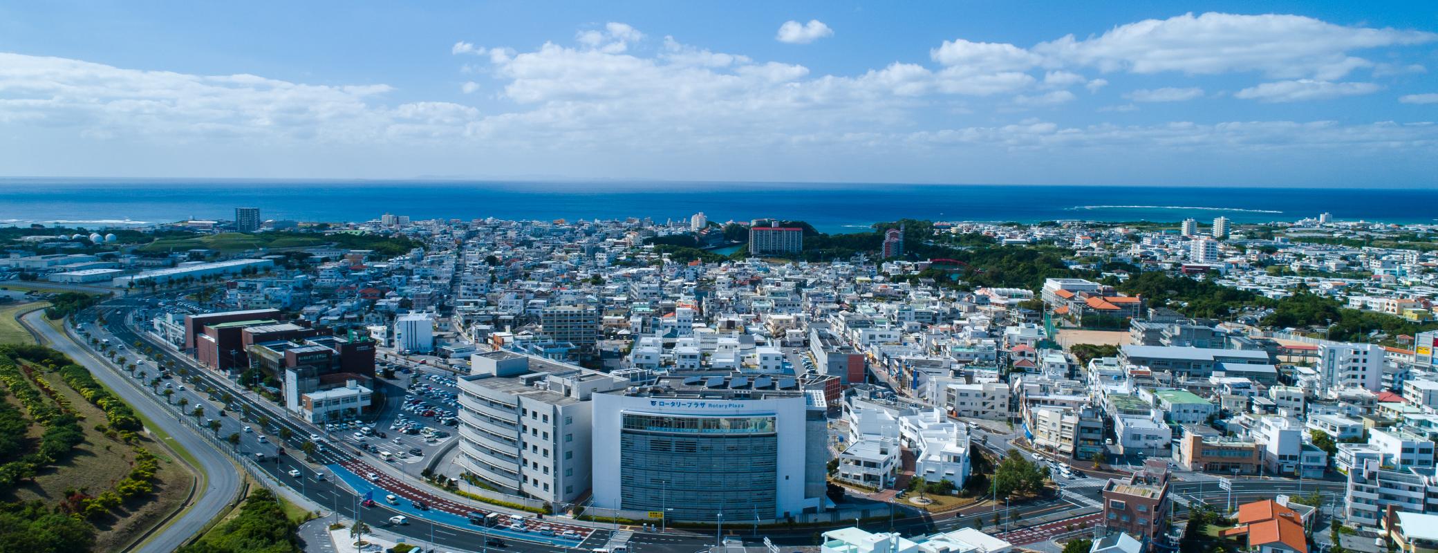 沖縄県嘉手納町