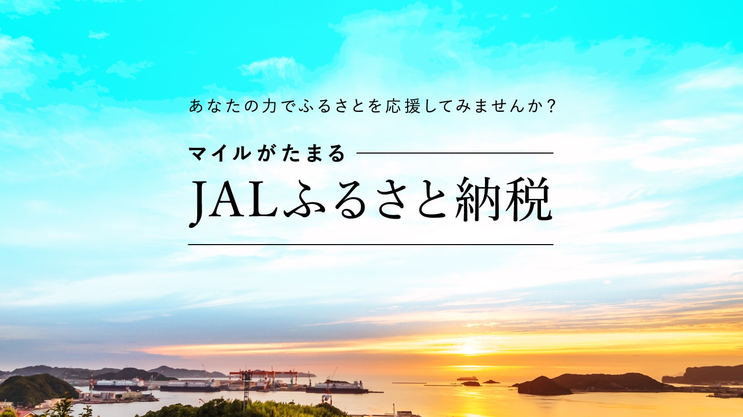 JALふるさと納税