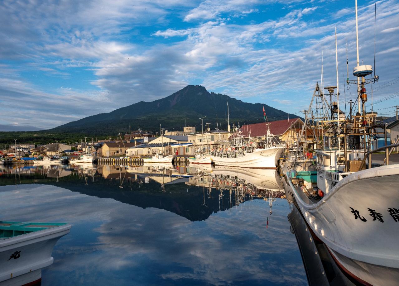 「JALふるさと納税」に 北海道利尻町 が参加しました。