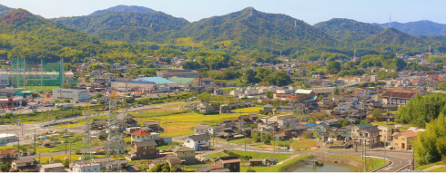 岡山県里庄町